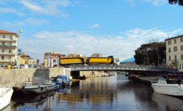 Ponte girante Comune di Viareggio